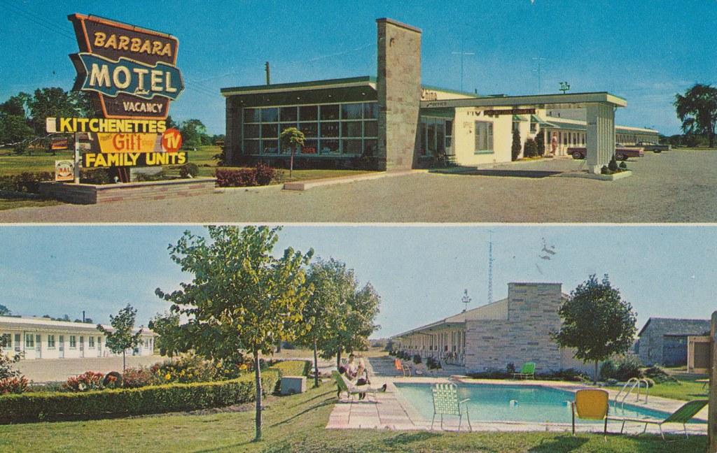 Barbara Motel - Sarnia, Ontario