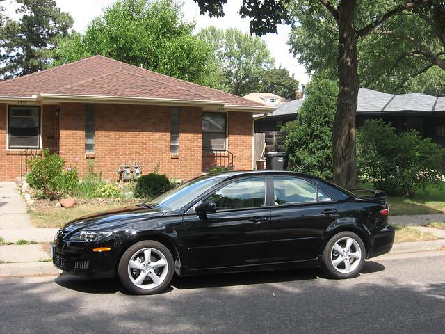 2007 Mazda6 at Home