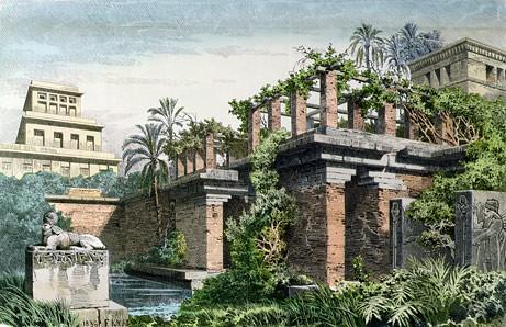 Jardines Colgantes De Babilonia En Iraq Roberto Balboa Flickr