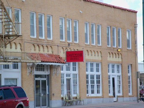 Lake Mineral Wells State Park & Trailway History — Texas