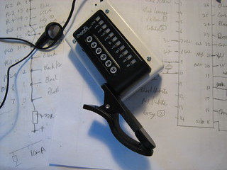 Cherub Guitar Tuner Modified for a Blind User | by Sharpie777
