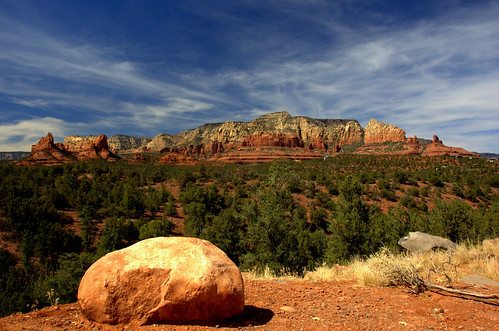 Sedona Sky | by Scott Ableman