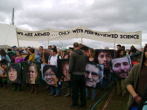 We Are Armed only With Peer Reviewed Science | by London Permaculture