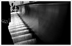 Escalator People | by Awesam photography