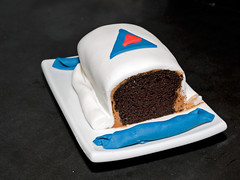 scientology cake | by Anthony Citrano