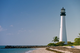 Historic Cape Forida Lighthouse/Key Biscayne | by thepalmshotel