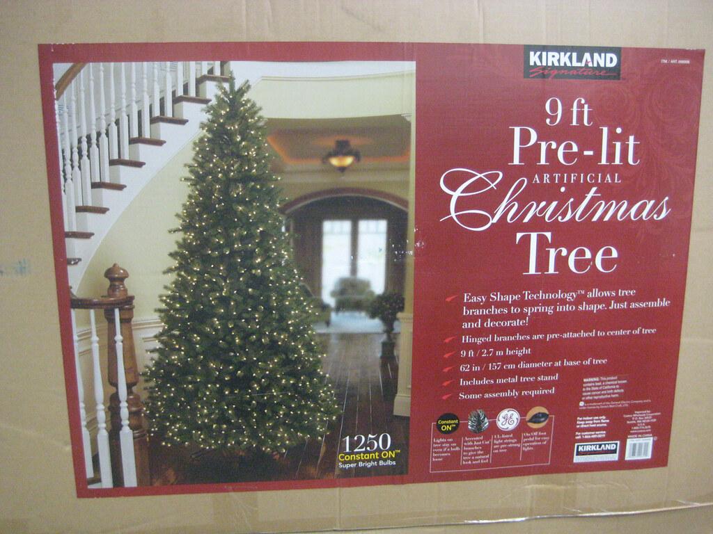Kirkland Christmas Tree | electrosnow | Flickr