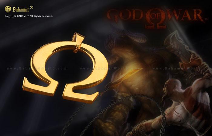 God Of War Omega Symbol Necklace A Photo0002 Flickr