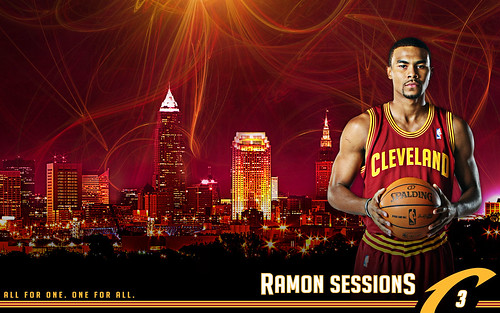 2010-2011 Wallpaper Ramon | by Cavs History
