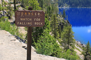 Crater Lake National Park - Cleetwood Cove Trail | by amorimur