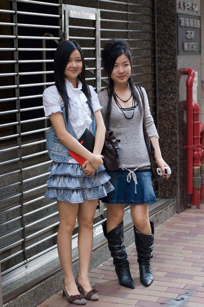 where to find girls in hong kong