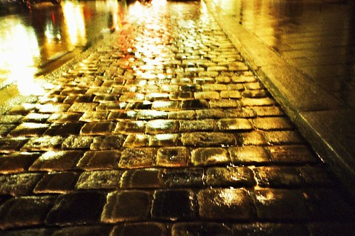 streets of gold amazing what xpro with slide film at night flickr. Black Bedroom Furniture Sets. Home Design Ideas