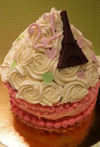 Carrot Cake Paris