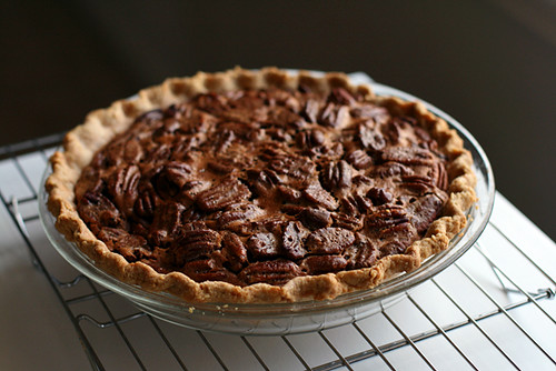 Chocolate Pecan Pie | by lisibit