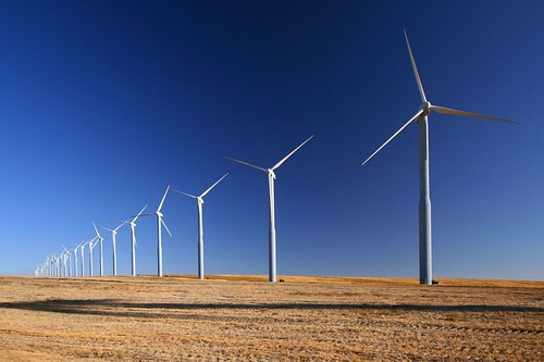 Stateline Wind Project | by mikelemmon
