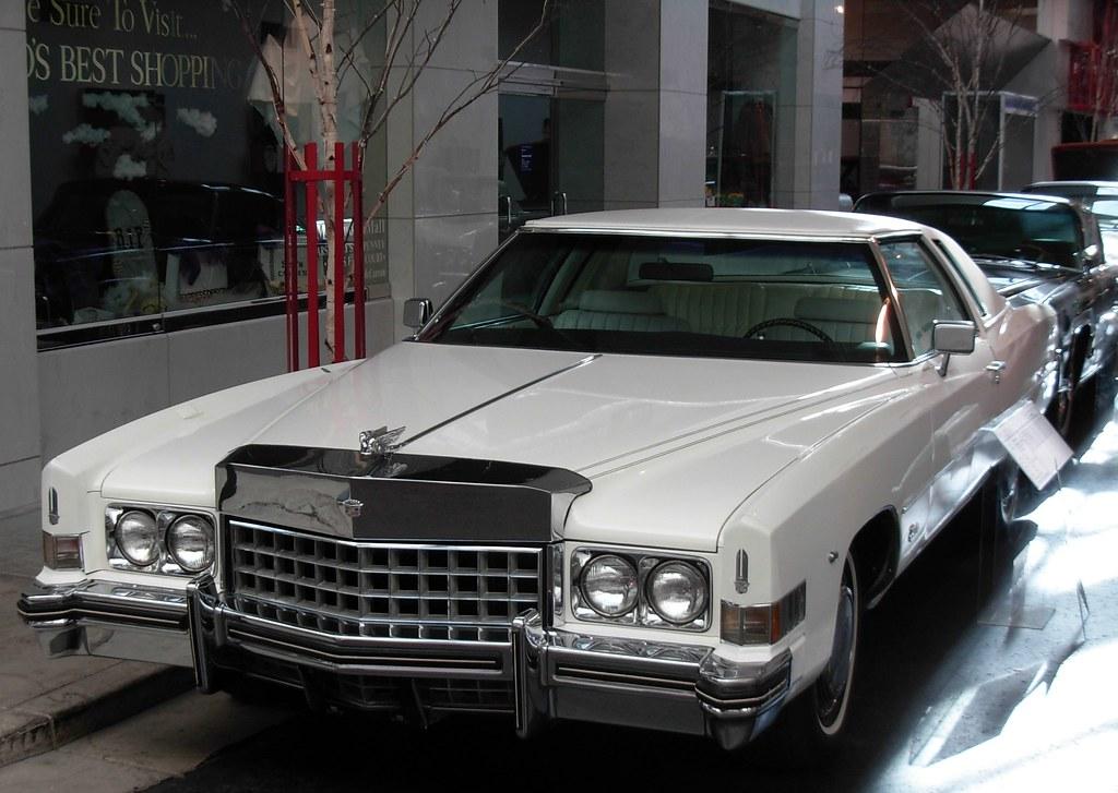 ... 1973 Cadillac Eldorado Coupe - by brewbooks