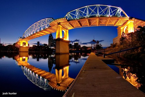The Shelby Street Bridge | by joshunter