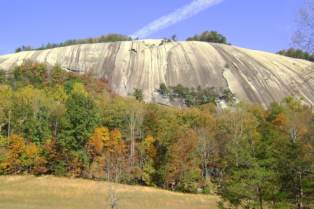 Stone Mountain Nc State Park Wilkes Alleghany County Flickr