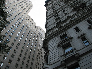 1 Wall Street and Empire Building | by epicharmus