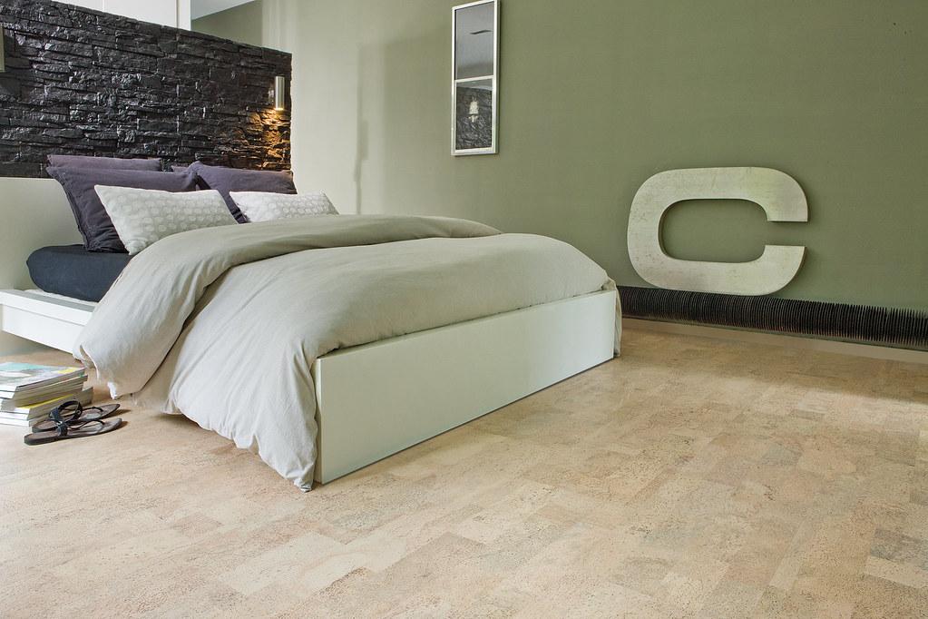 Cork Flooring Bedroom Flickr