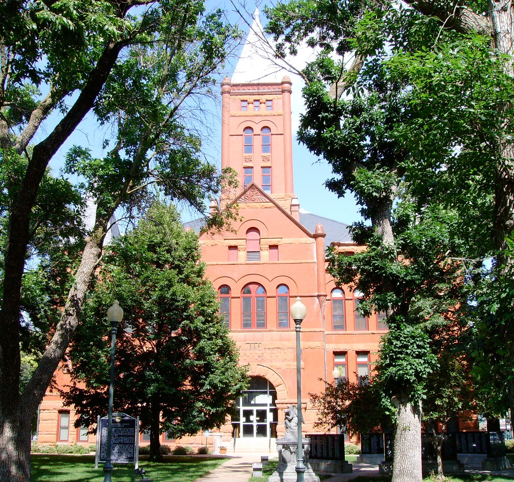 Nebraska hamilton county -  Hamilton County Courthouse Aurora Nebraska By Courthouselover
