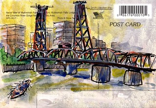 pdx postcards 4 | by Floodfish