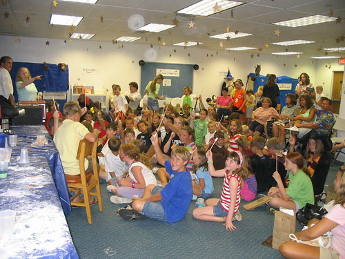 7/21/07 - There was magic in the air | by capemaycountylibrary