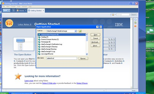 how to create a feedback form in lotus notes