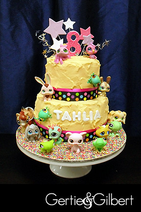 Li Est Pet Shop Birthday Cake By Gertiegilbert
