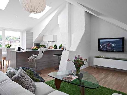 Design Inspiration Cozy Apartment D Cor With Small Balcon Flickr