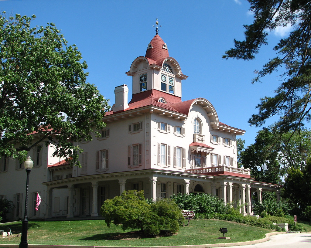 Burholme Park And The Robert W Ryerss Museum And Library