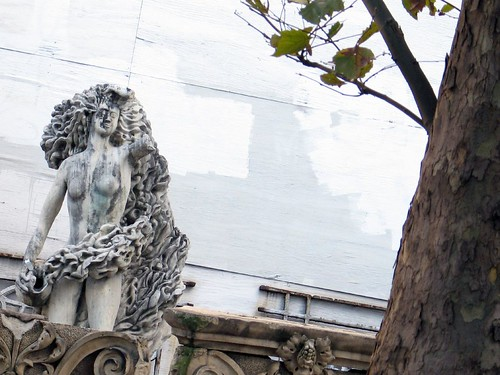 Statues in the East Village | by forklift