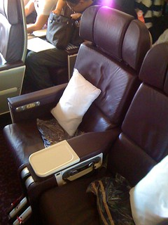Virgin Atlantic Premium Economy | by Augapfel