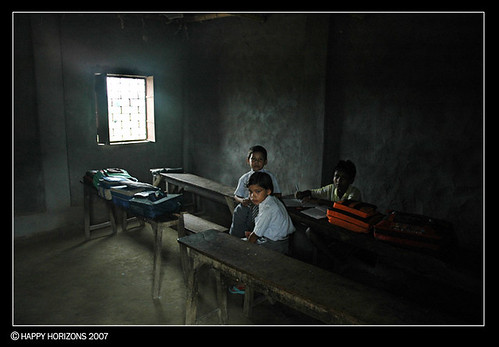 Of Classrooms and Friends | by HappyHorizons