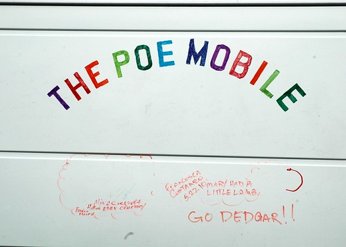 The Poemobile Rides Again | by Dead Poets Society of America