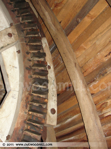 Outwood Windmill - The Brake Mechanism | by Outwood Windmill