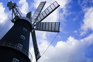 Heckington Windmill | by dreamyourealive