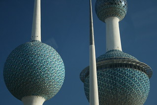 Kuwait Towers | by courtney_80