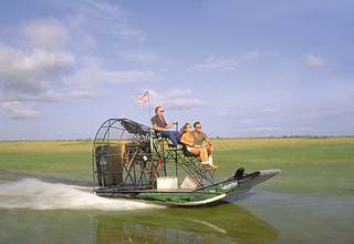 Airboating in the Florida Everglades | by thepalmshotel