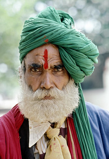 Portrait of Fortuneteller, India | by United Nations Photo