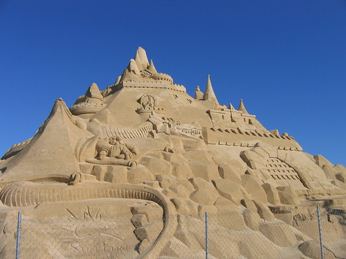 Sandcastle In Myrtle Beach North