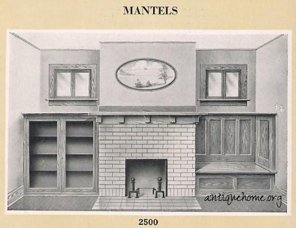 Universal Millwork 1920Craftsman Style Interior Design
