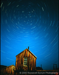 Bodie Star trails | by robynum