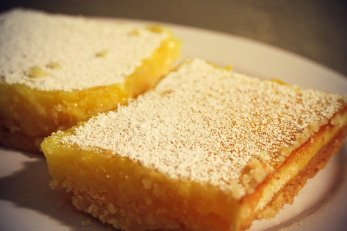 Smitten Kitchen Lemon Bar