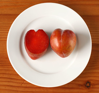 Elephant heart plums | by Dessert First