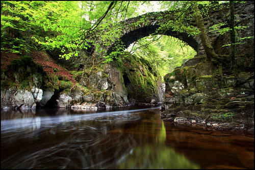 Hermitage Bridge | by angus clyne