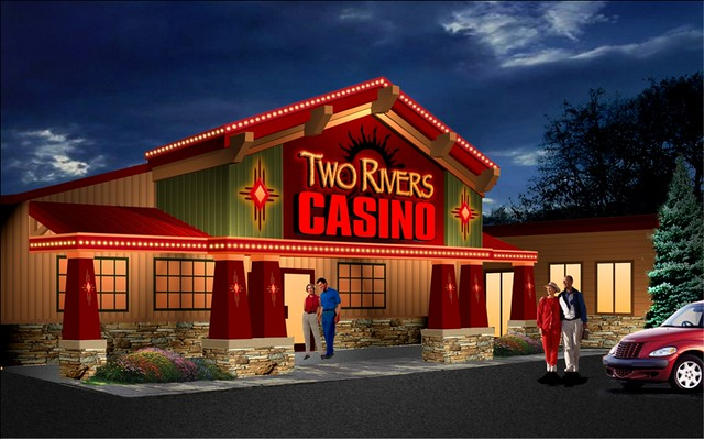 Two Rivers Casino | Flickr