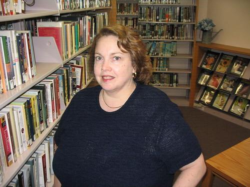 Maud Smith Marks Library Study Room