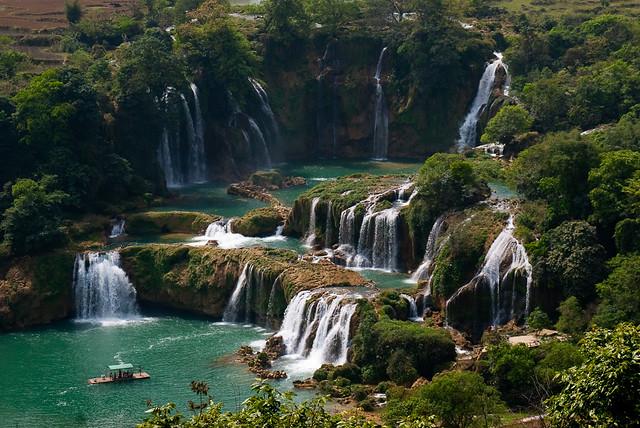 Detian-Waterfall-China-109