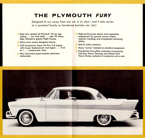 1956 Plymouth Fury | by aldenjewell